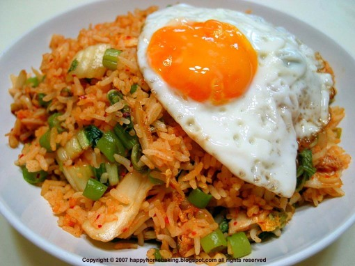 NasGor Kimchi
